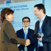 A legjobb európai kommunikációs program - Európai elismerés a Vidék Kaland Programnak